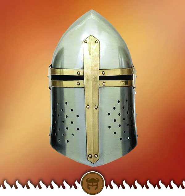 Manly Things Medieval Helmet
