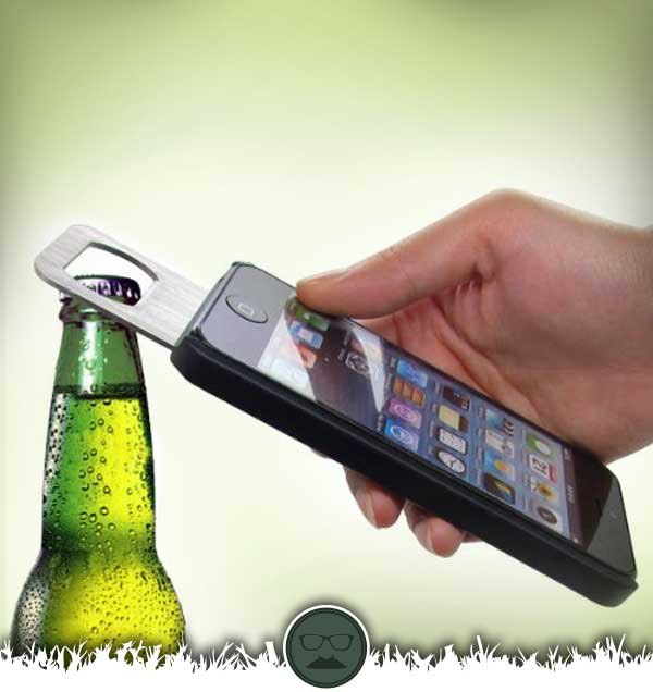 Bottle Opener iphone Hard Case Cover