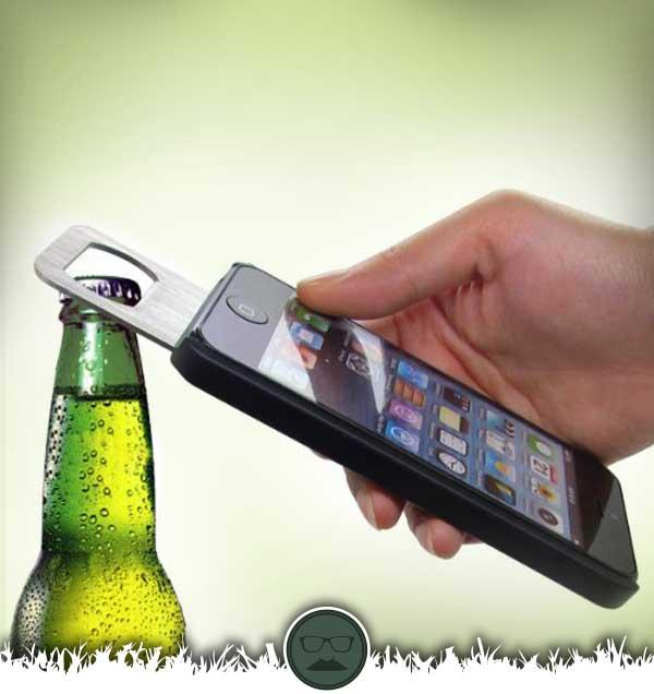 Bottle Opener iphone Hard Case Cover