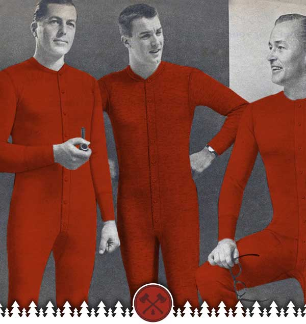 Red Long Johns