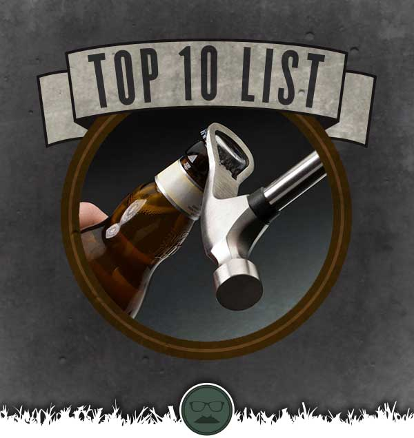 Top 10 Manly Beer Bottle Openers