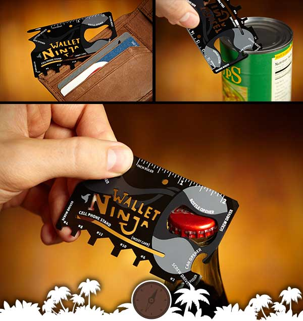 The Wallet Ninja