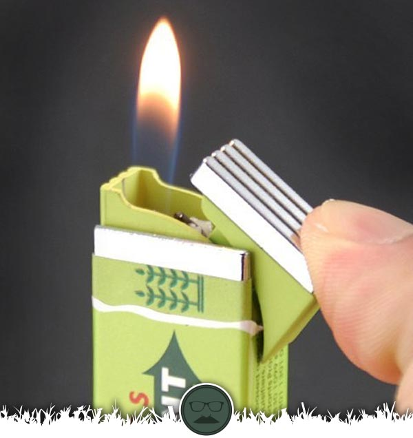 Mint Chewing Gum Lighter